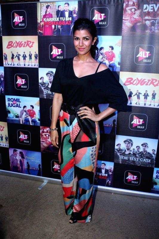 Actress Nimrat Kaur. (File Photo: IANS) - Nimrat Kaur