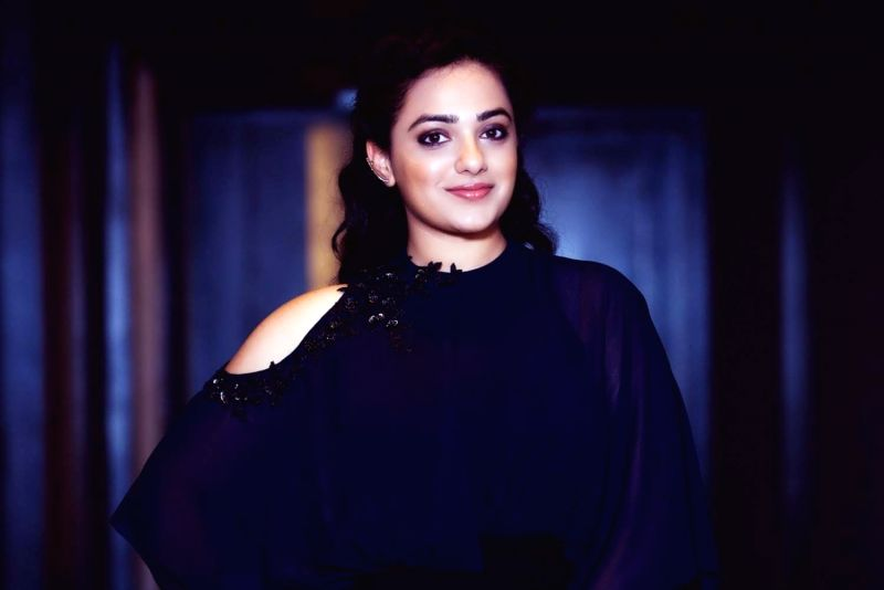 Actress Nithya Menen