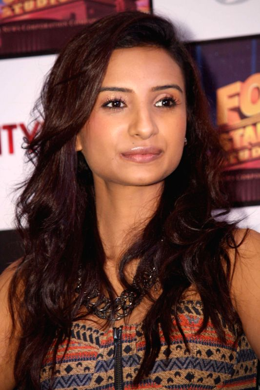 Actress Patralekha during a press conference to promote her upcoming film 'Citylights' in New Delhi on May 2, 2014. - Patralekha