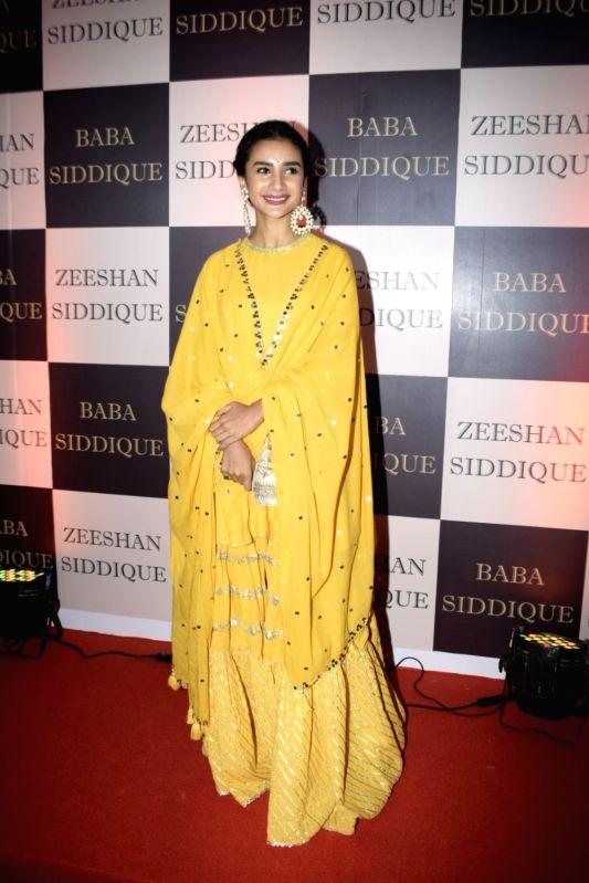 Actress Patralekhaa at politician Baba Siddique's iftar party in Mumbai on June 10, 2018. - Patralekhaa