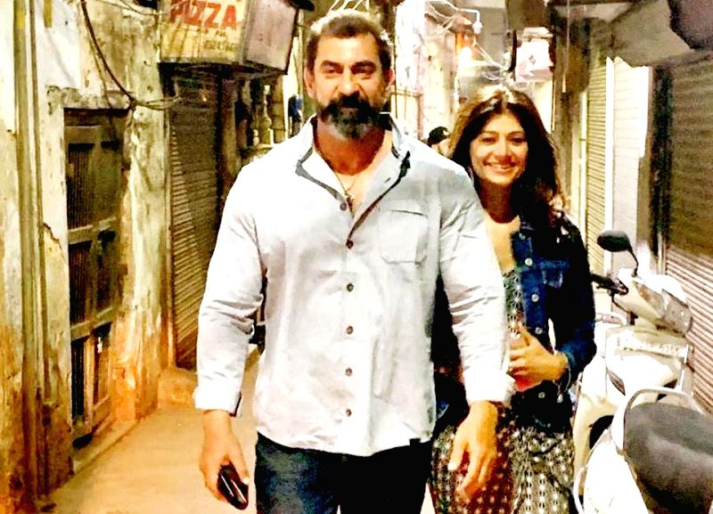 "Actress Pooja Batra, who is known for her roles in the nineties hits such as ""Haseena Maan Jaayegi"", ""Nayak"" and ""Virasat"", has reportedly married actor Nawab Shah. Although the actors have not officialy confirmed the rumours, photographs and videos"