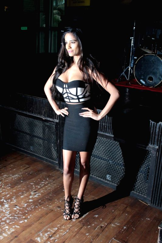 Actress Poonam Pandey is set to launch her own app in Mumbai on April 17, 2017. - Poonam Pandey