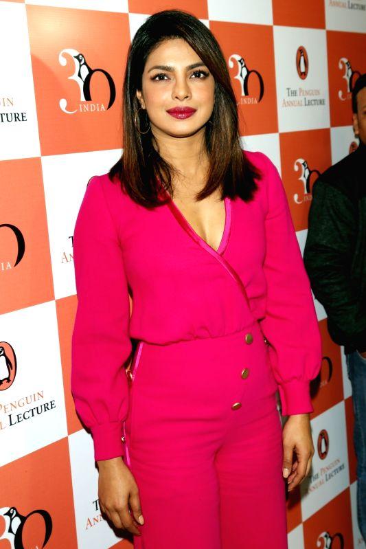 Actress Priyanka Chopra. (Image Source: IANS)