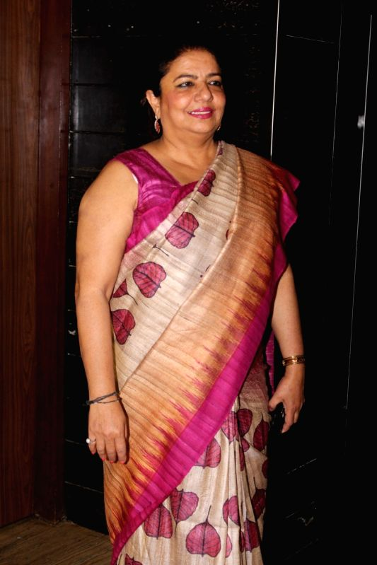 "Special screening of film ""Mayurakshi"" - Madhu Chopra"