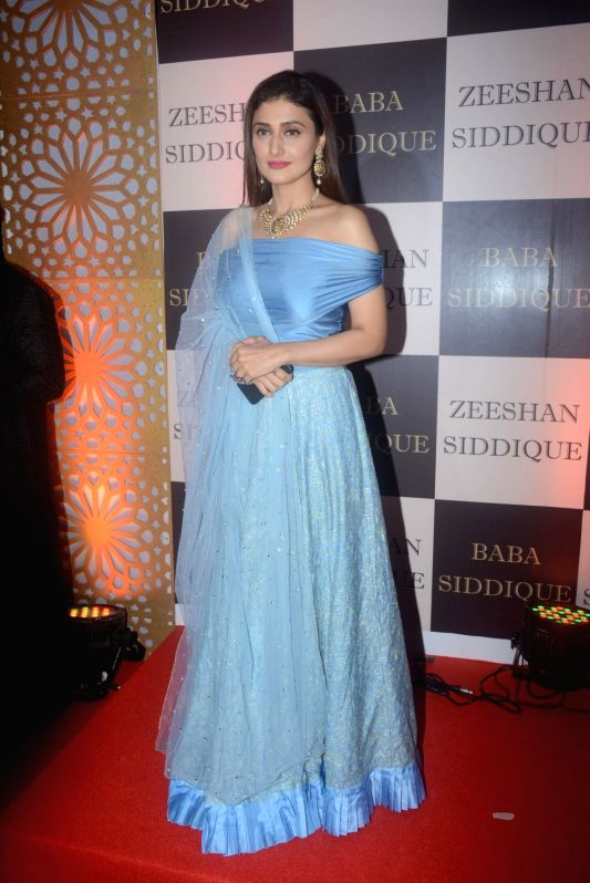 Actress Ragini Khanna at politician Baba Siddique's iftar party in Mumbai on June 10, 2018. - Ragini Khanna