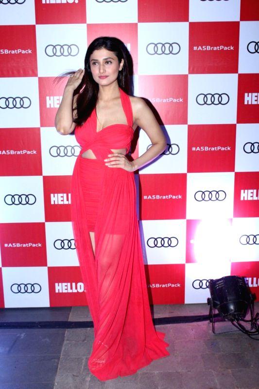 """Actress Ragini Khanna at red carpet of """"Luxury & Fashion As Hello! & Audi"""" in Mumbai on Oct 5, 2017. - Ragini Khanna"""