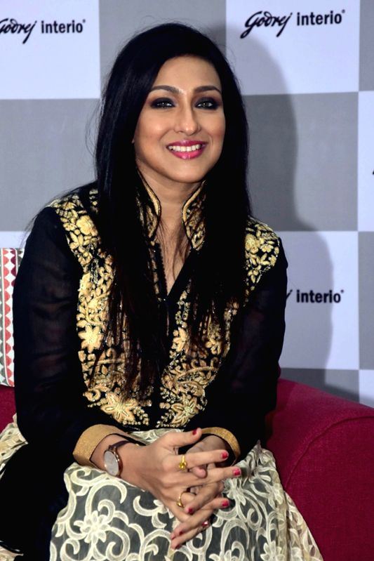 Actress Rituparna Sarkar at the launch of Godrej Interio's store in Kolkata on July 25, 2018. - Rituparna Sarkar