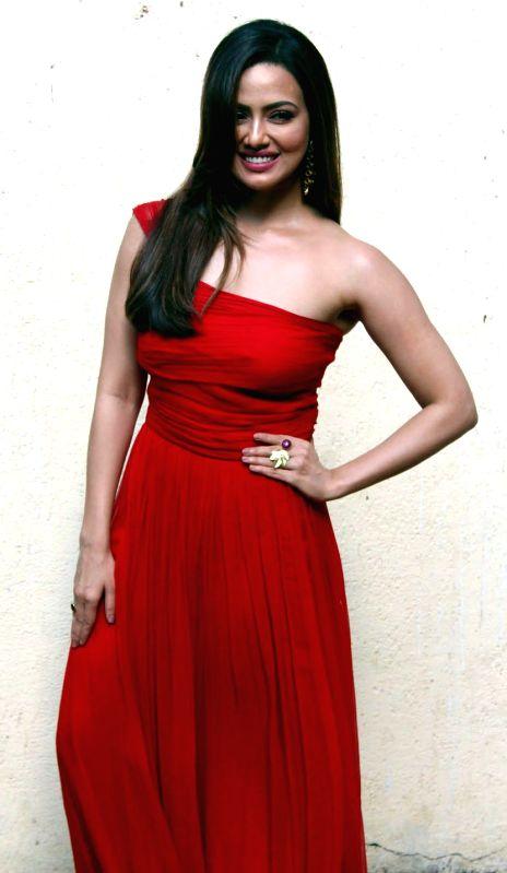 Actress Sana Khan. (File Photo: IANS) - Sana Khan