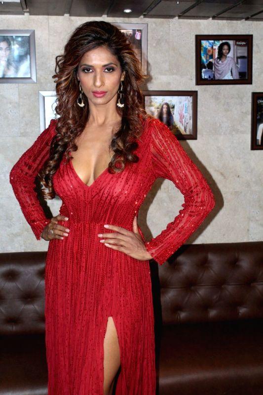 Actress Sandhya Shetty
