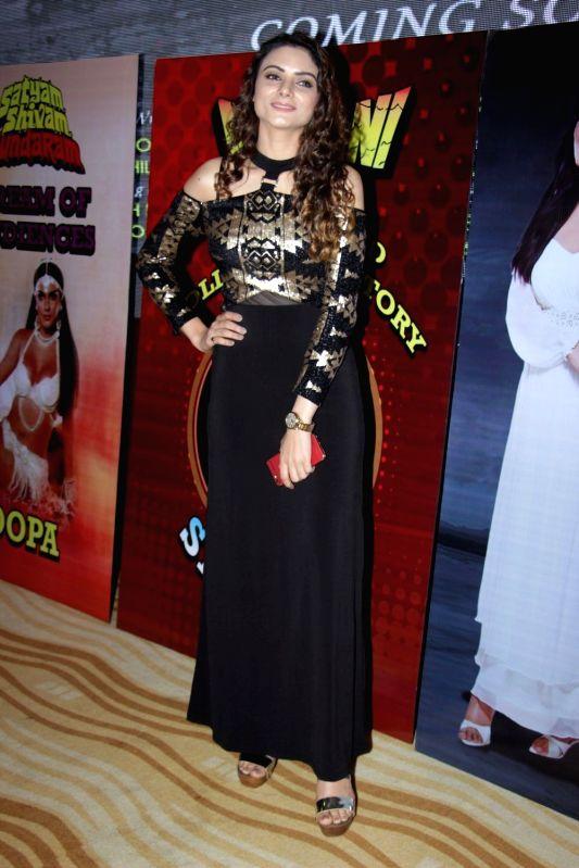 "Actress Sezal Sharma during premier of actress Zeenat Aman's debut web series ""Love Life and Screw Ups"" in Mumbai, on May 4, 2017. - Sezal Sharma"