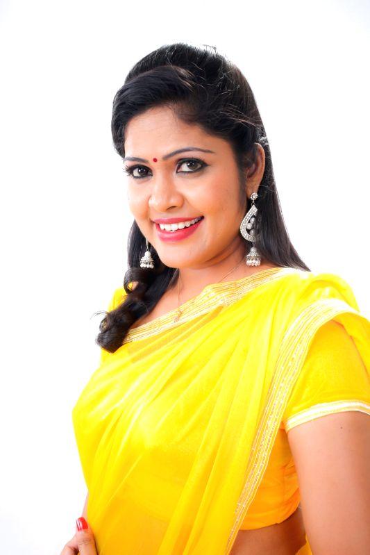 Actress Shaarika photoshoot.