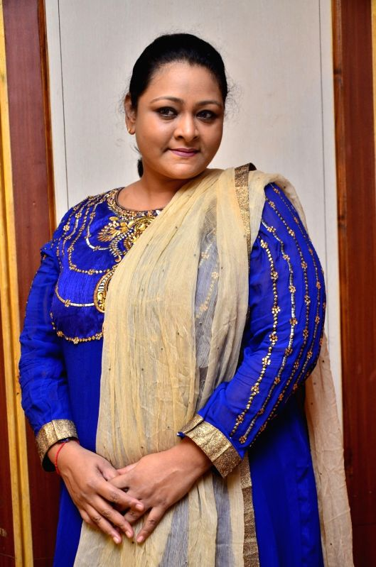 "Actress Shakeela audio launch of film ""Devuda"" in Hyderabad. - Shakeela"