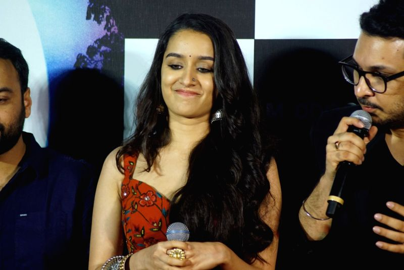 "Actress Shraddha Kapoor at the trailer launch of her upcoming film ""Stree"" in Mumbai on July 26, 2018. - Shraddha Kapoor"