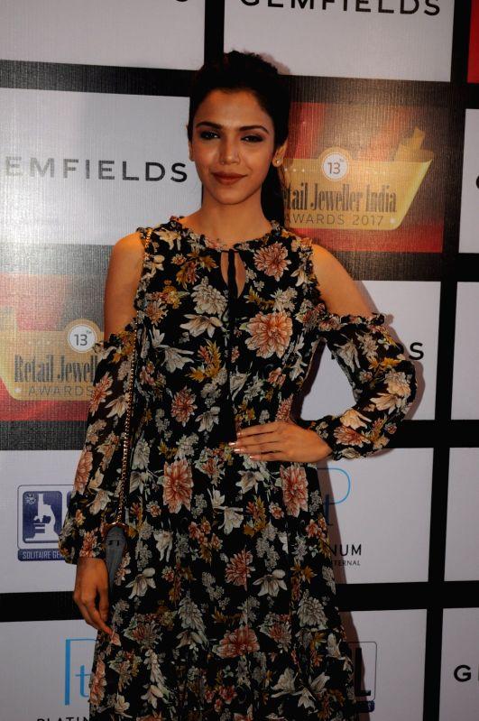 Actress Shriya Pilgaonkar during the jury meet of 13th Gemfields Retail Jeweller India Awards in Mumbai on June 3, 2017. - Shriya Pilgaonkar