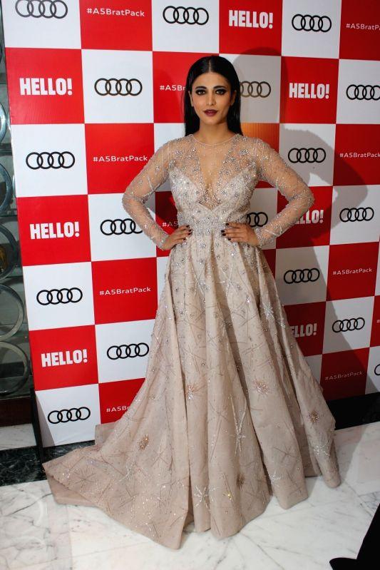 "Luxury & Fashion As Hello! & Audi"" - Shruti Hassan - Shruti Hassan"