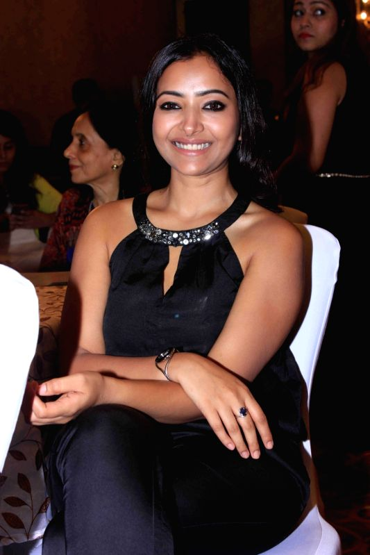 Actress Shweta Prasad during a media interaction and screening of short film, Interior Cafe - Night, in Mumbai on July 18, 2016. - Shweta Prasad