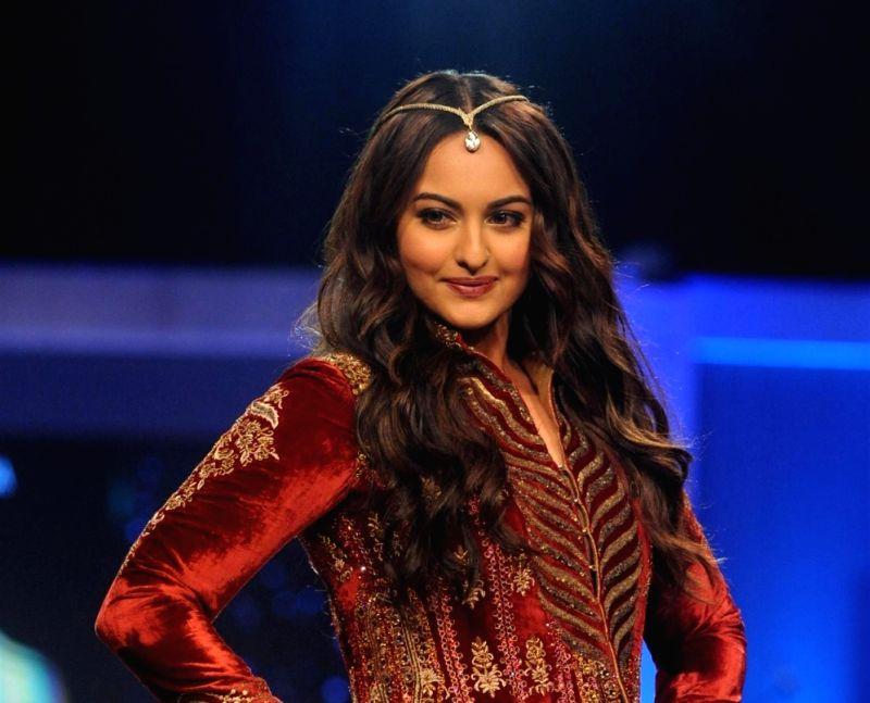 Actress Sonakshi Sinha. (Image Source: IANS)