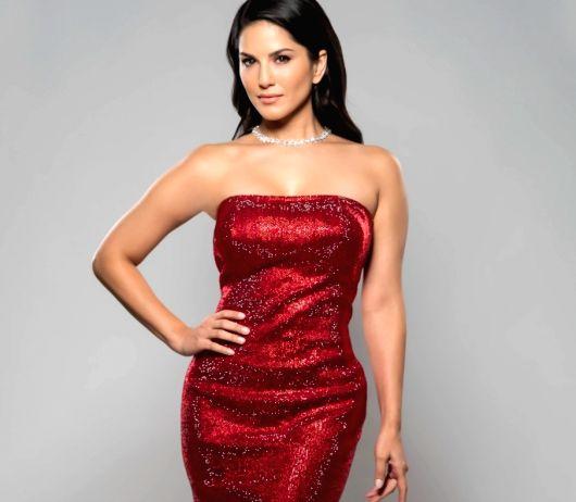 Actress Sunny Leone.