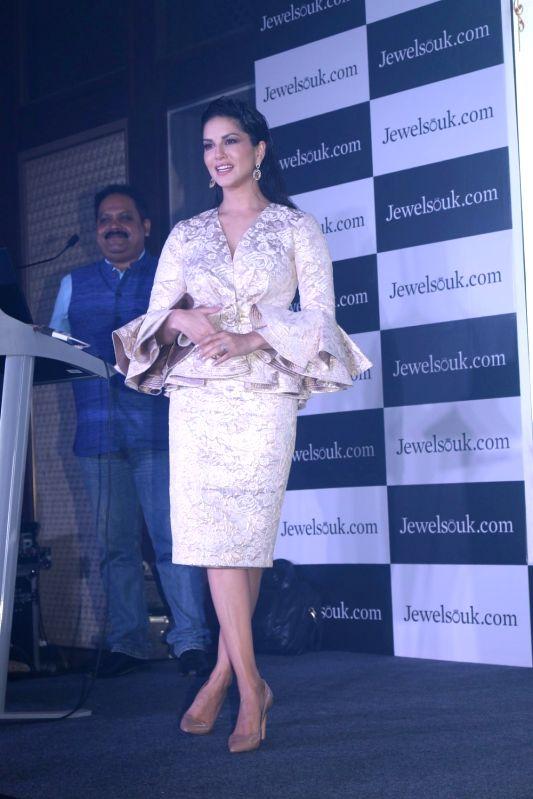 Sunny Leone endorses JewelSouk - Sunny Leone