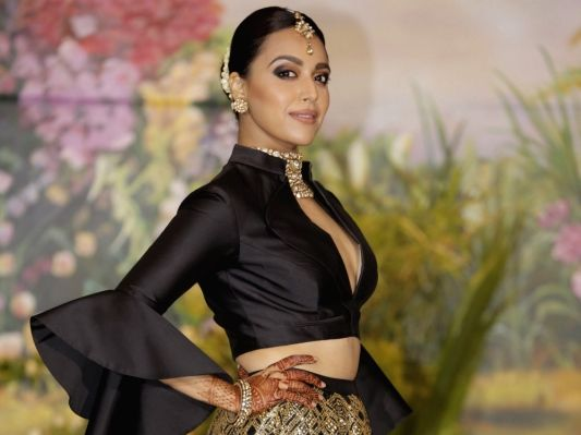 Actress Swara Bhasker