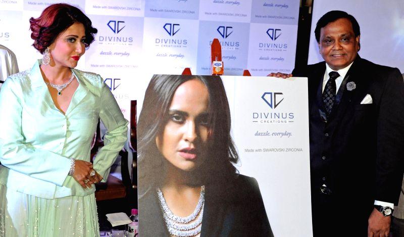 Actress Swastika Mukherjee during a programme in Kolkata on April 25, 2017. - Swastika Mukherjee
