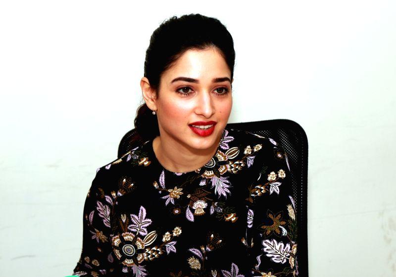 Actress Tamannaah Bhatia. (File Photo: IANS)(Image Source: IANS News)