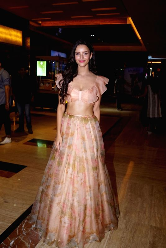 "Actress Tripti Dimri at the trailer launch of her upcoming film ""Laila Majnu"" in Mumbai on Aug 7, 2018. - Tripti Dimri"