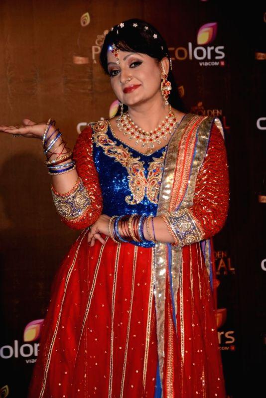 COLORS Golden Petal Awards 2013 - Upasana Singh