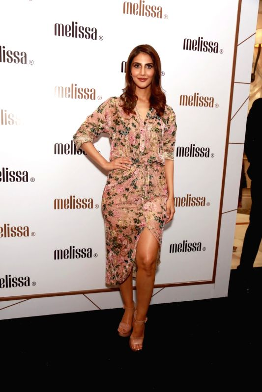 Actress Vaani Kapoor during launch of Melissa Store in New Delhi, on March 13, 2018. - Vaani Kapoor
