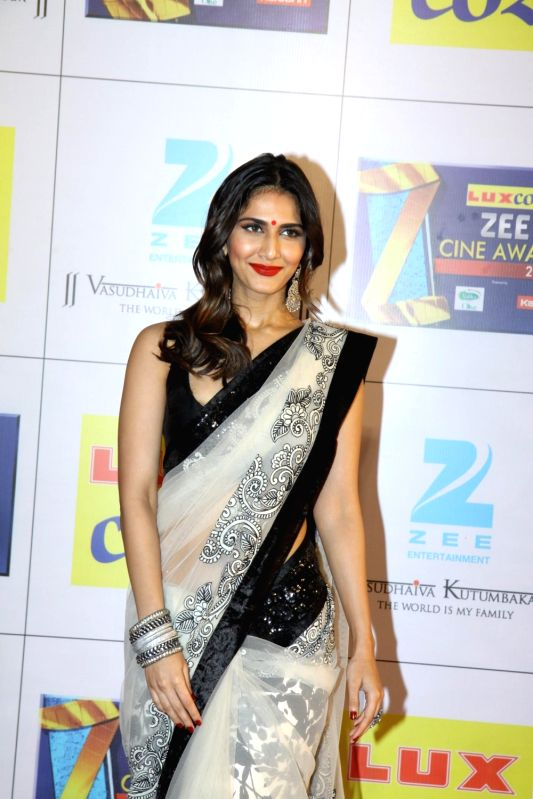 simple saree of vaani kapoor for the date night