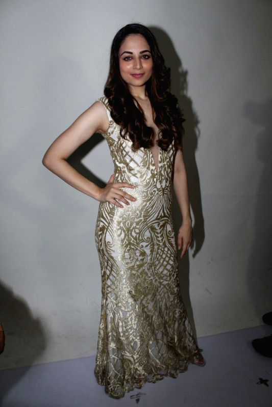 actress Zoya Afroz during a programme in Mumbai on May 15, 2017. - Zoya Afroz