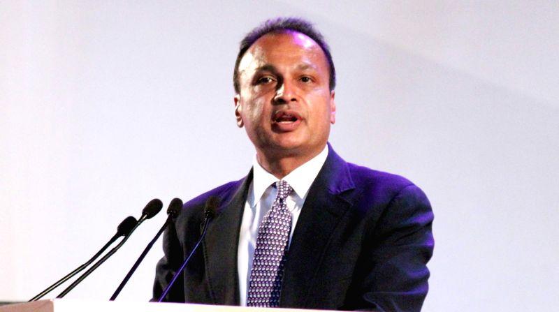 ADAG Group chairman Anil Ambani. (File Photo: IANS)(Image Source: IANS News)
