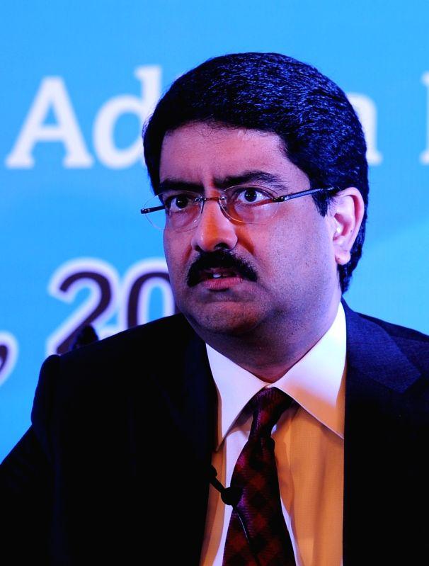 Aditya Birla Group Chairman Kumar Mangalam Birla. (File Photo: IANS)