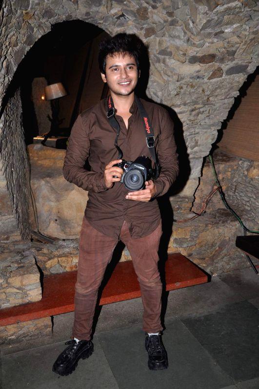 Aditya Rajput Singh for brand Dhobi Ghat  at Kinos Mumbai, India. - Rajput Singh