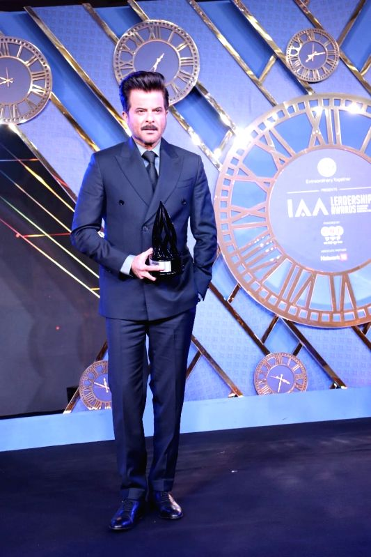 Advertising body honours Anil Kapoor as Brand Endorser of the Year.