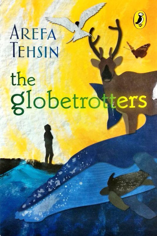 "Afrefa Tehsin's book ""The Globetrotters"