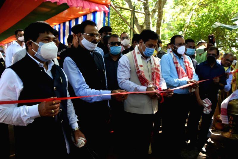 After 7 months, world fame Kaziranga National Park in Assam opens for tourists.