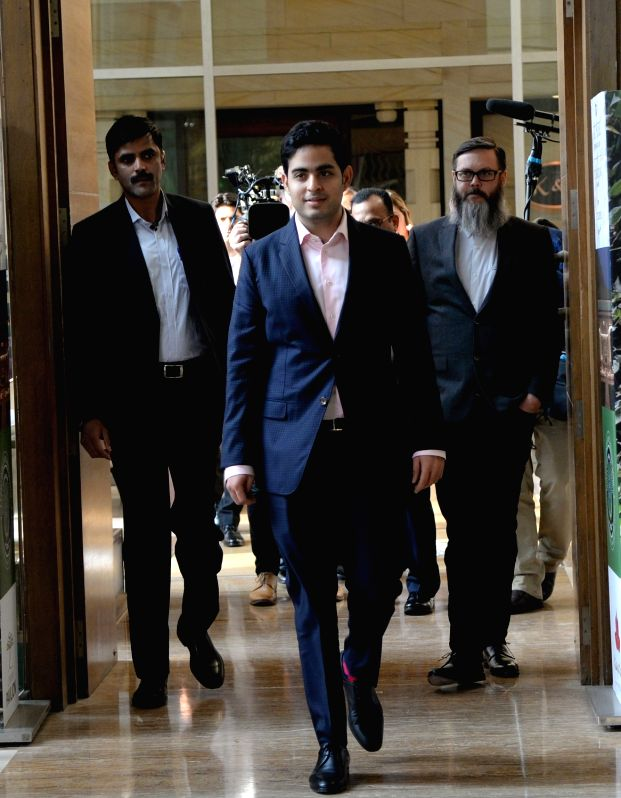 Akash Ambani. (File Photo: IANS) - Akash Ambani
