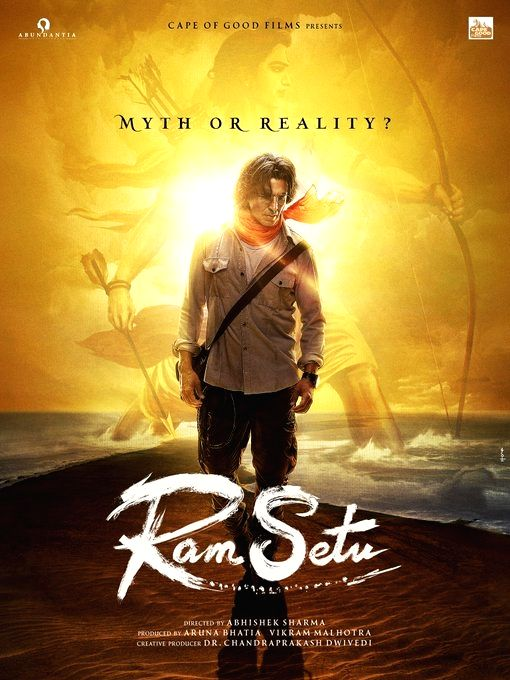 Akshay Kumar announces new film Ram Setu.