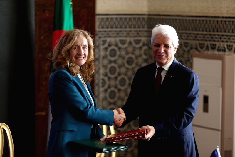 Algeria France Extradition Agreement Signing