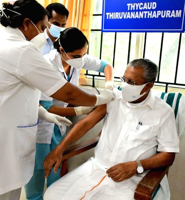 All should come forward to take Covid vaccine: Kerala CM