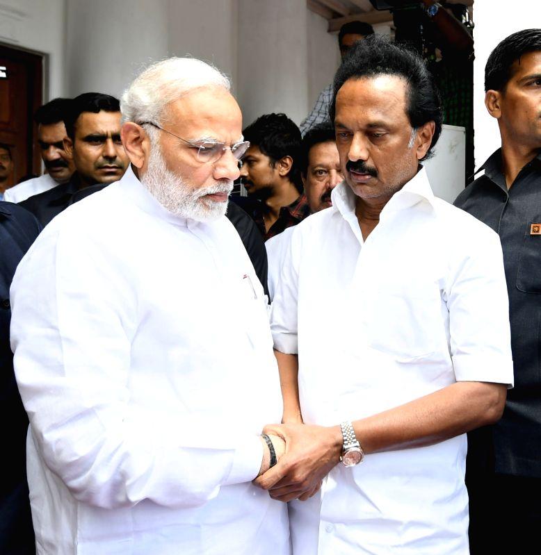 Allocate 500 ton medical oxygen to TN: Stalin to Modi