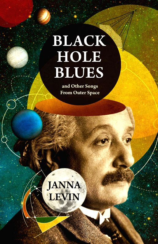 American physicist and cosmologist Janna Levin's book on the history and science of the LIGO project
