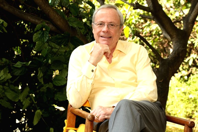 American productivity guru and founder of the Getting Things Done (GTD) methodology, David Allen. (File Photo: IANS)