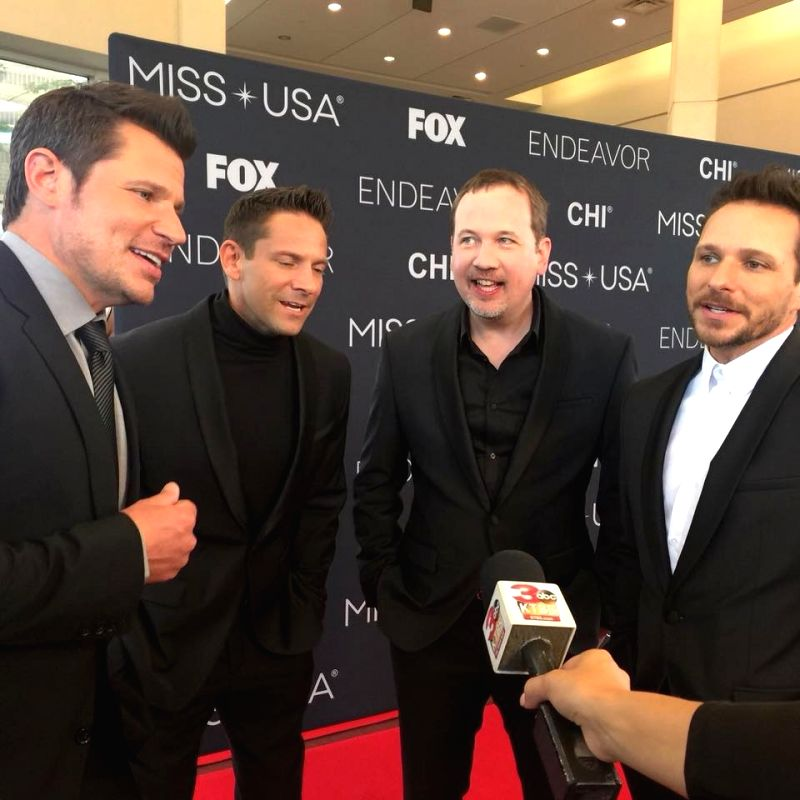 American singing group 98 Degrees
