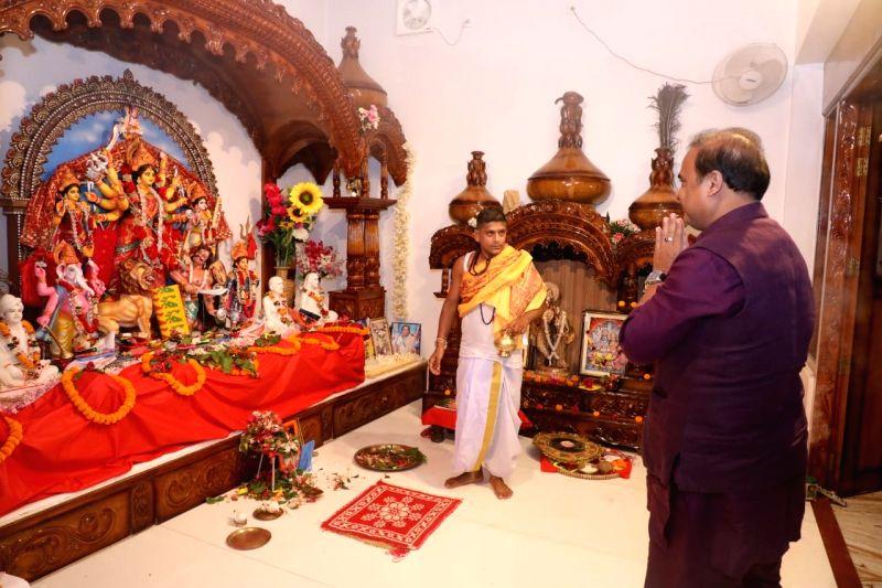 Amid pandemic hit economy, Durga Puja festivity grips people of NE states