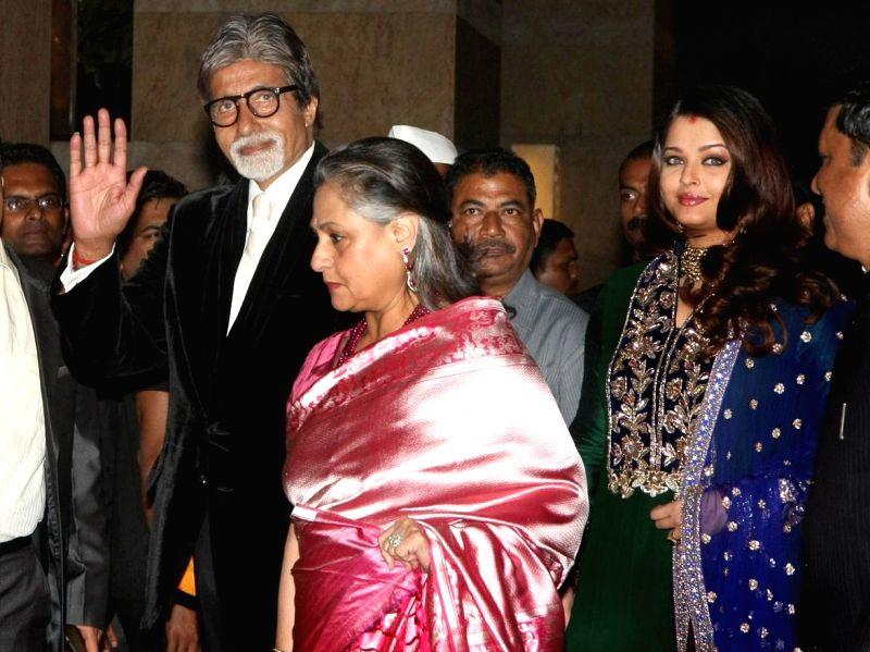 Ritesh Deshmukh Genelia Dsouza Wedding Reception
