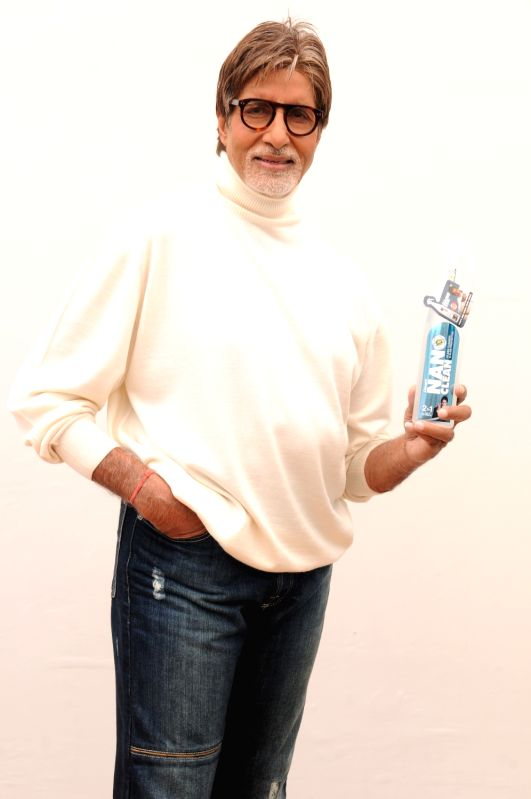 Amitabh to endorse Nano Clean.