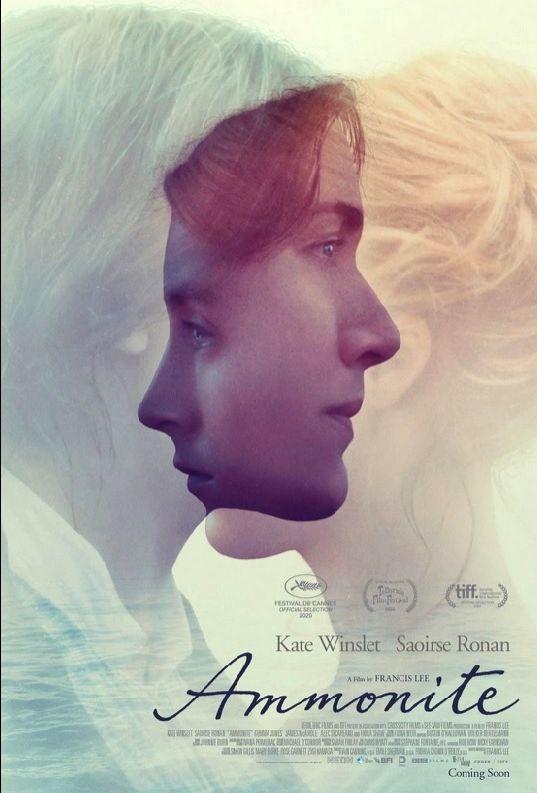 Ammonite: Winslet and Ronan shine in sensitive film.