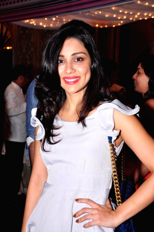 Amrita Puri at Elle during ELLE Carnival for a Cause 2014 event in Mumbai on 18 May 2014.